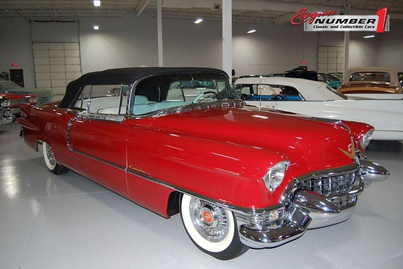 1955 Cadillac Eldorado Sport Convertible