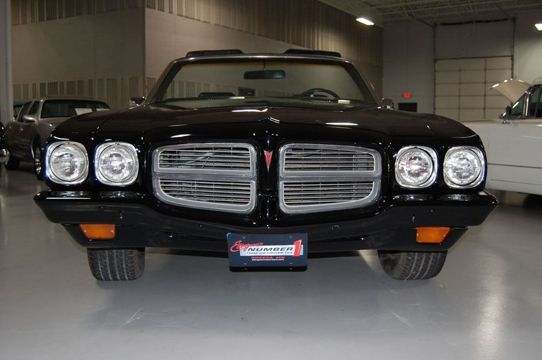 1972 Pontiac Lemans Sport 10