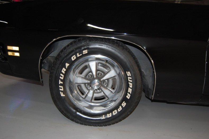 1972 Pontiac Lemans Sport 11