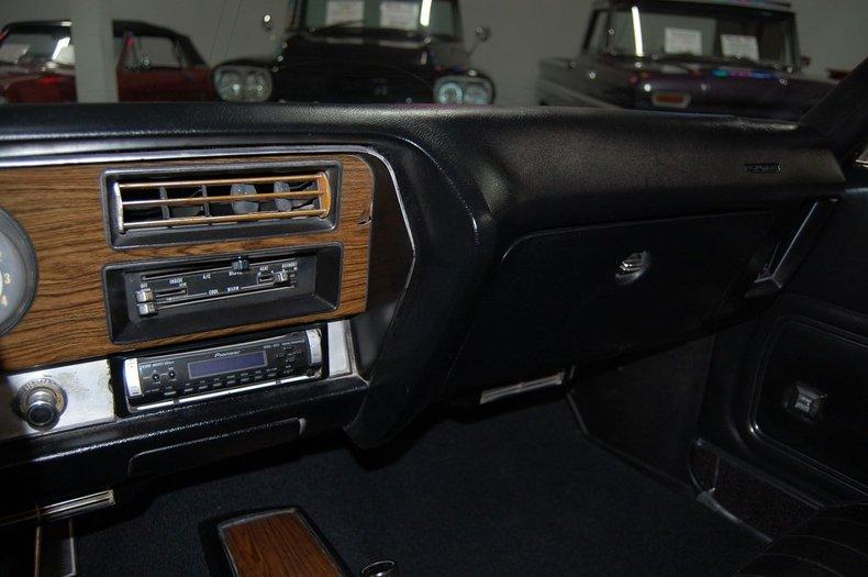1972 Pontiac Lemans Sport 16