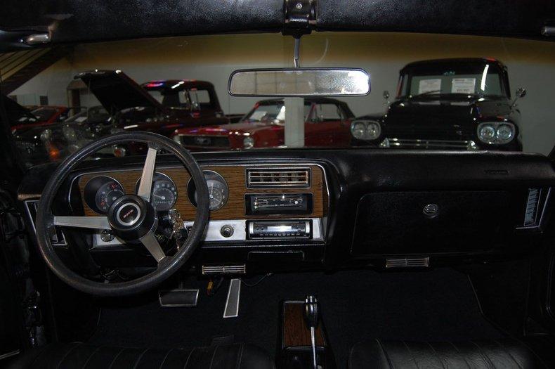 1972 Pontiac Lemans Sport 17