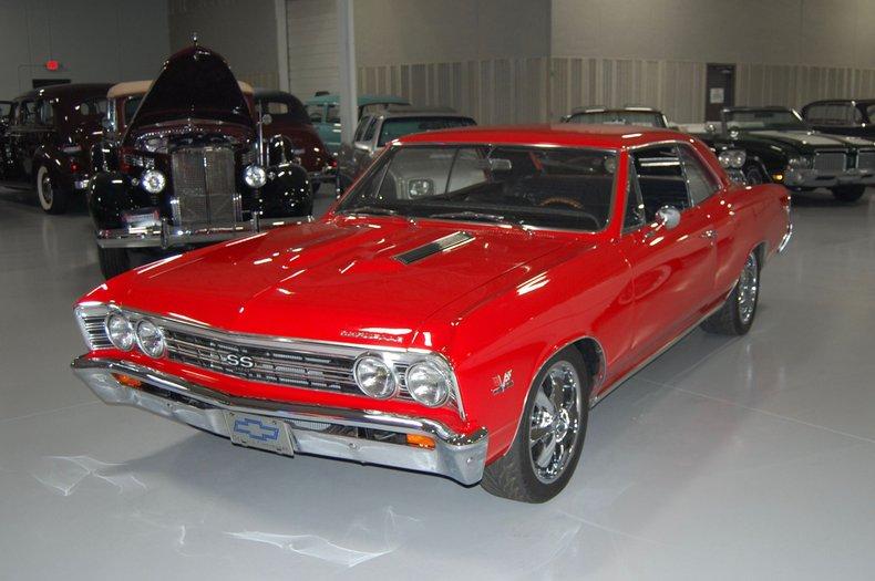 1967 Chevrolet Chevelle Malibu SS Tribute