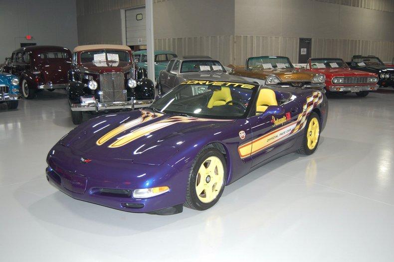 1998 Chevrolet Corvette Pace Car Edition