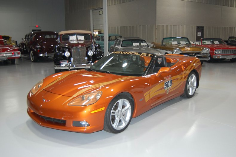 2007 Chevrolet Corvette Indy Pace Car