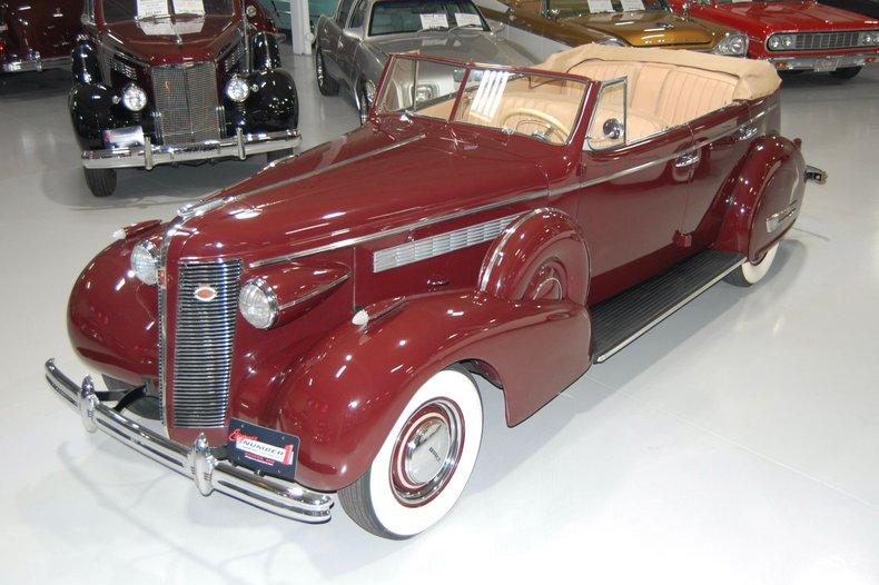 1937 Buick Series 80 C