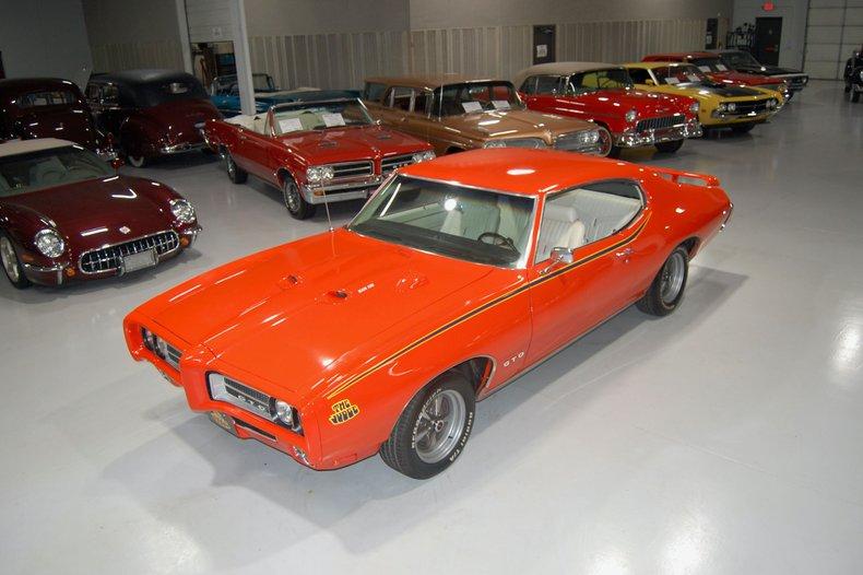 "1969 Pontiac GTO ""Judge"" Ram-Air III"