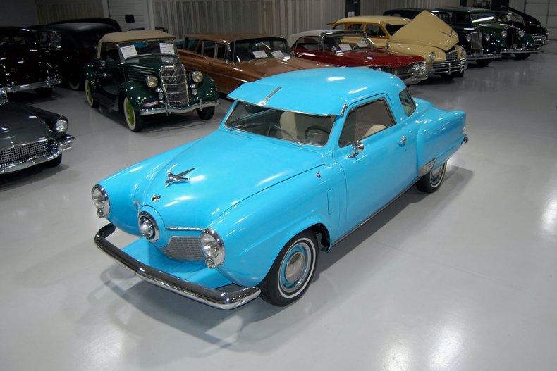 1952 Studebaker Champion Regal Starlight Coupe