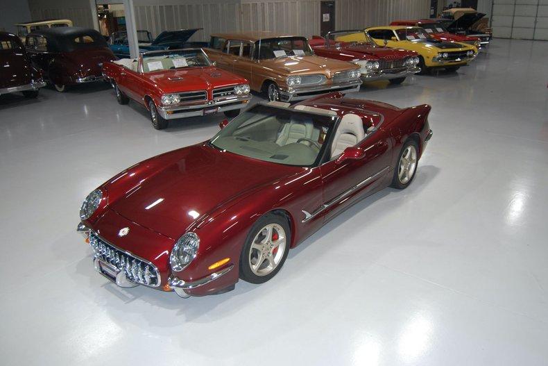 2003 Chevrolet Corvette 50th Anniversary AAT Conversion