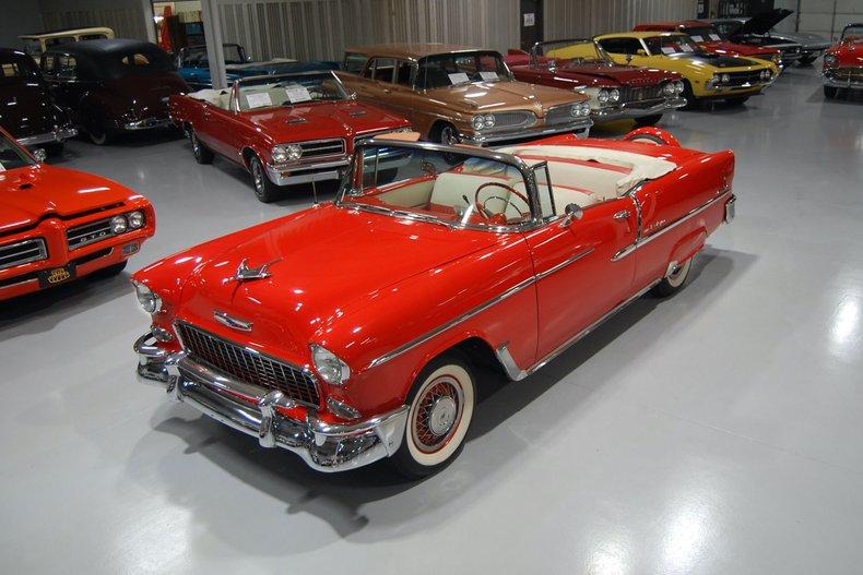 1955 Chevrolet Bel-Air Convertible