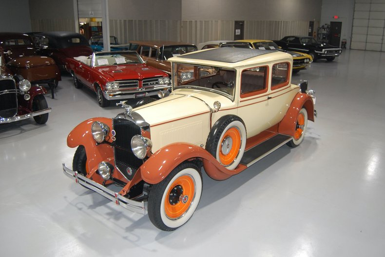 1929 Packard Eight Series 633 Opera Coupe
