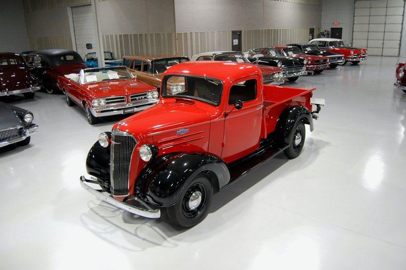 1937 Chevrolet Series GC 1/2 Ton Pickup