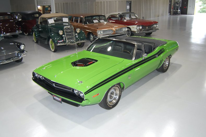 1971 Dodge Challenger R/T Tribute Convertible
