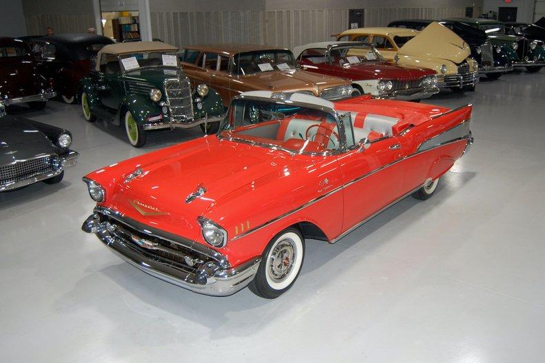 "1957 Chevrolet Bel Air Convertible ""Fuelie"""