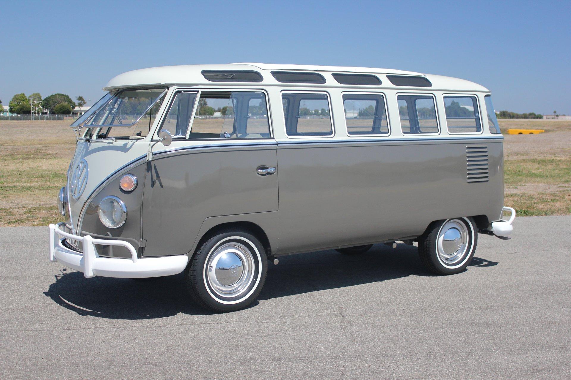 1961 volkswagen type 2