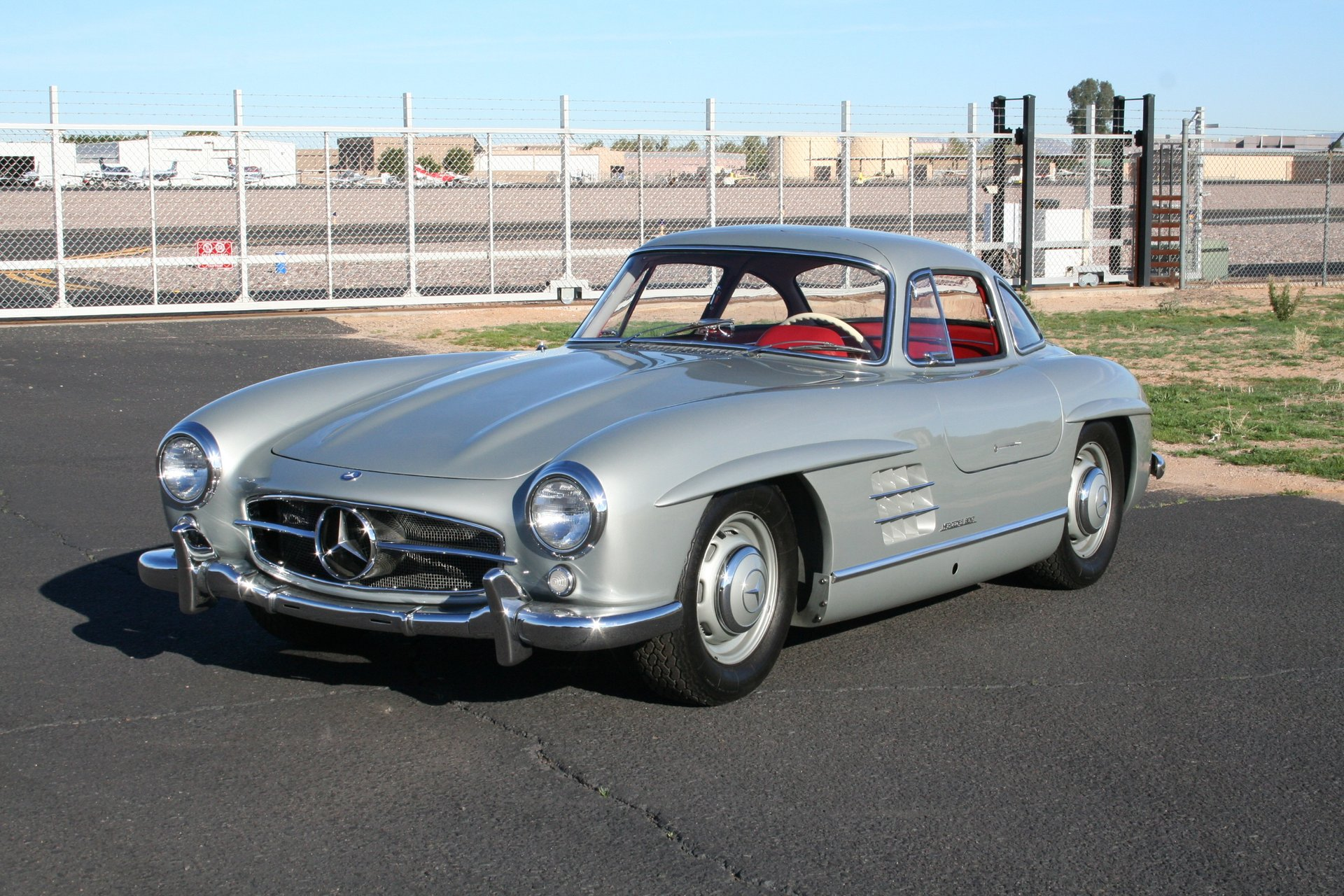 1955 mercedes benz 300sl gullwing