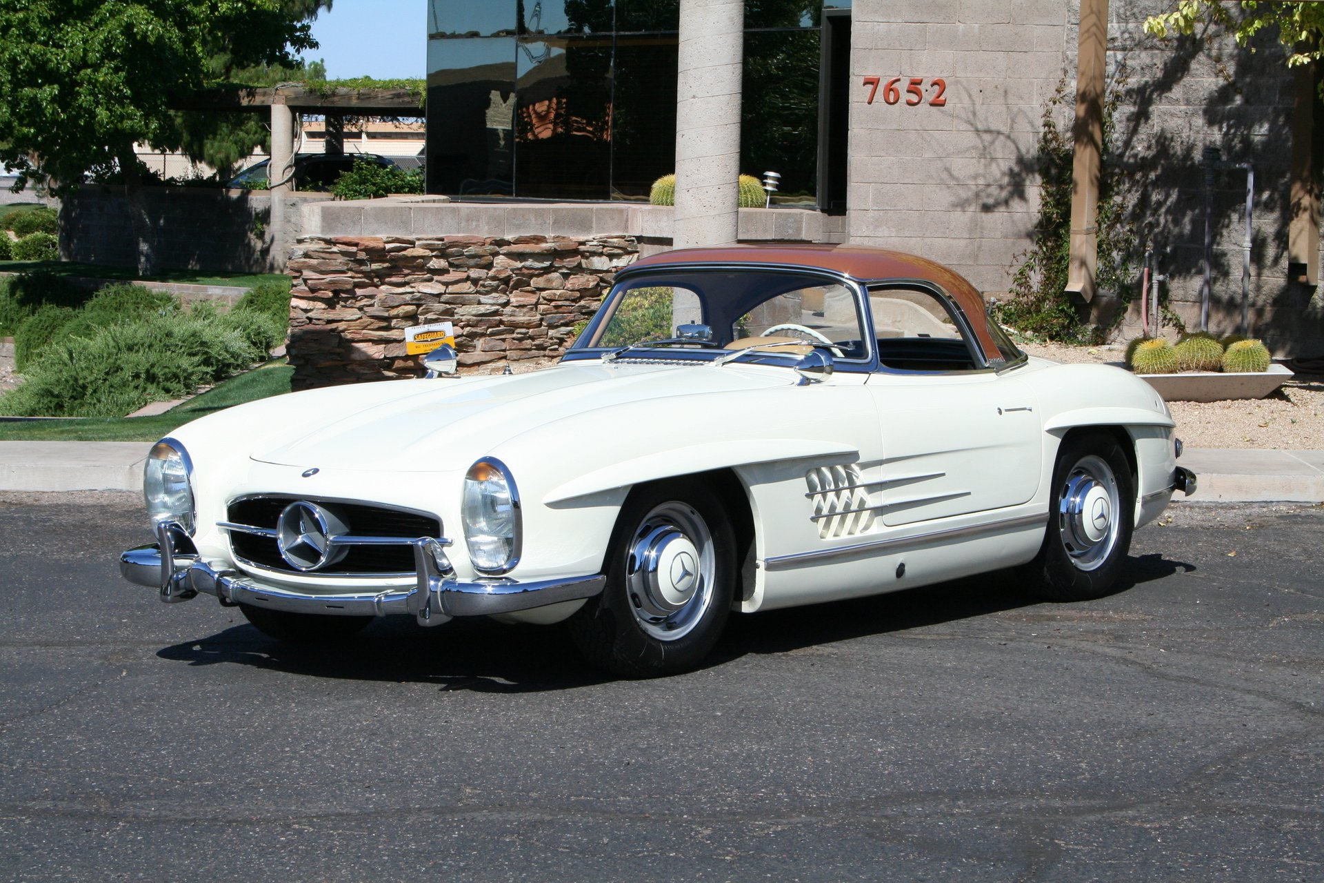 1960 mercedes benz 300sl roadster