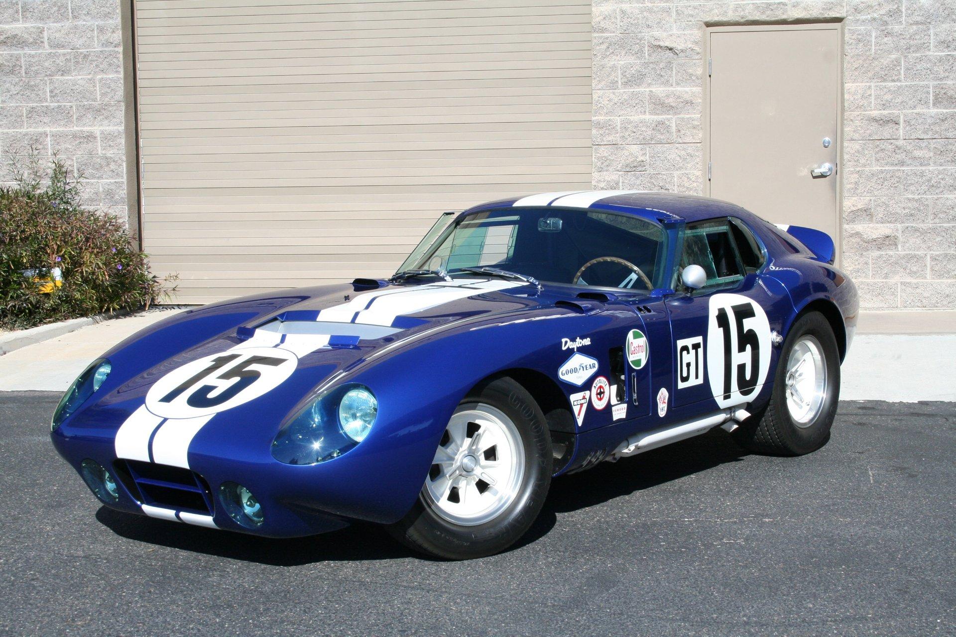 1964 ac cobra daytona coupe