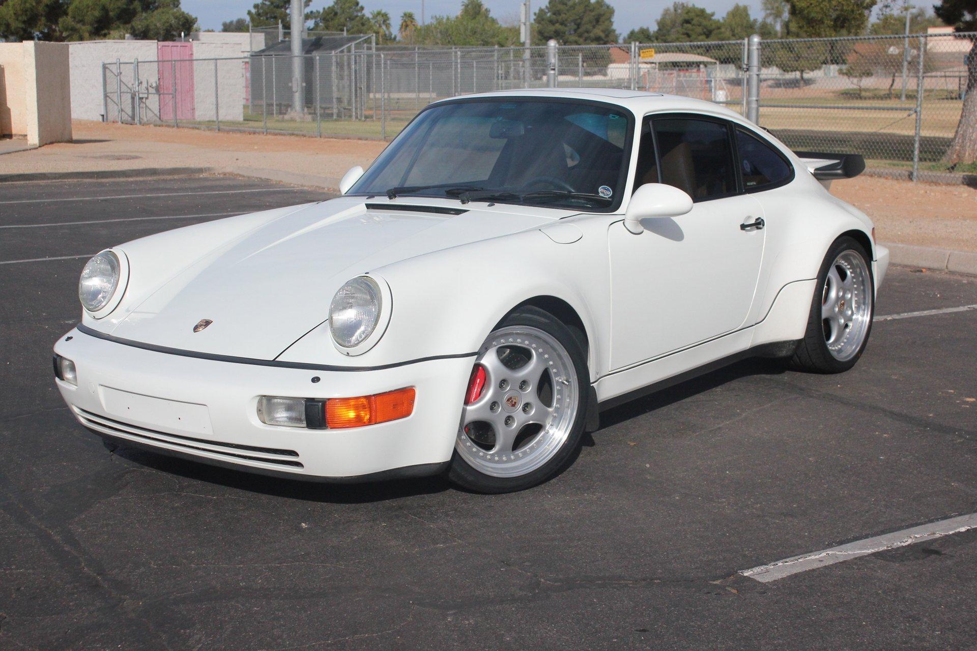 1994 porsche 964 3 6 turbo
