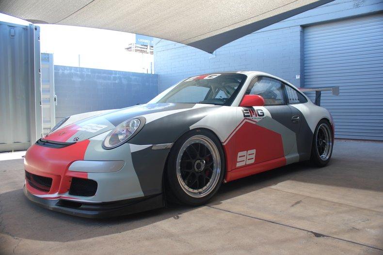 2008 Porsche GT3 CupCar