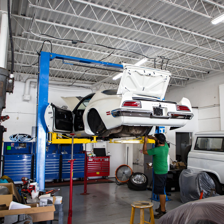 For Sale: 1973 Pontiac Firebird Trans Am