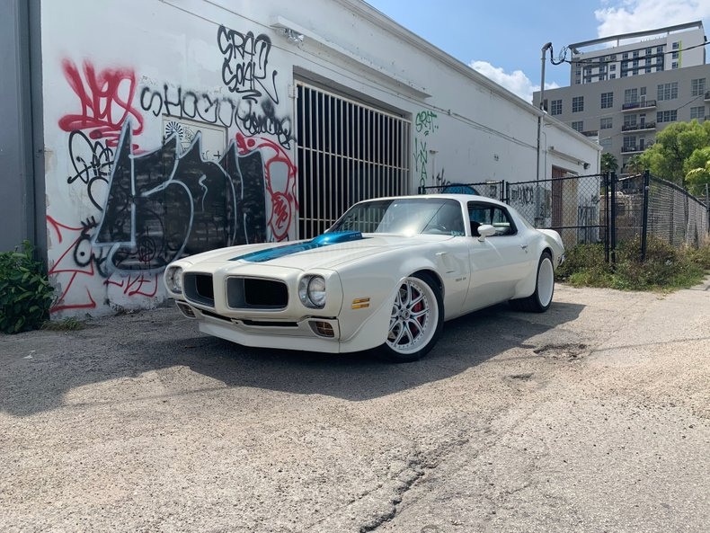 For Sale: 1973 Pontiac Firebird Trans Am