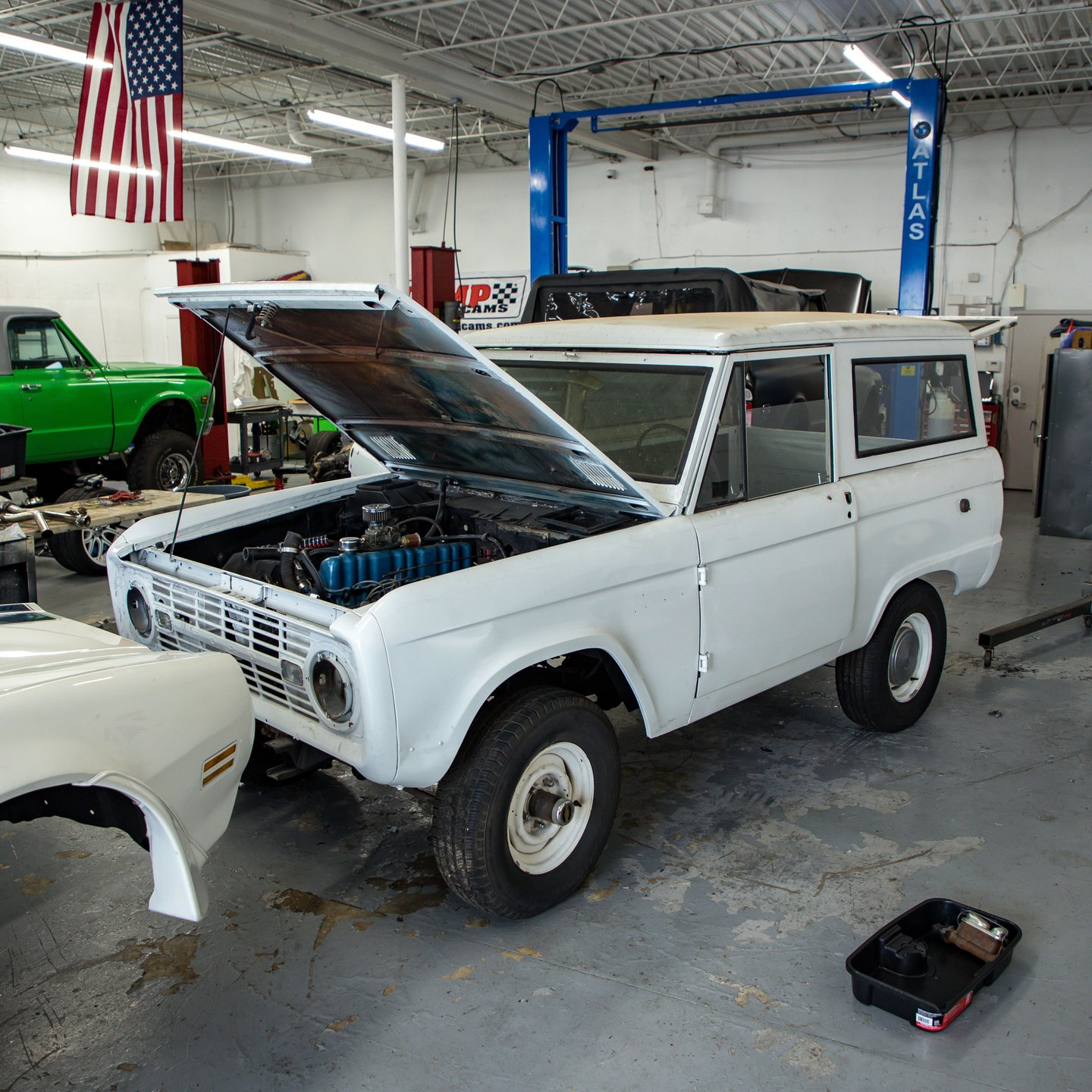 For Sale: 1966 Ford Bronco