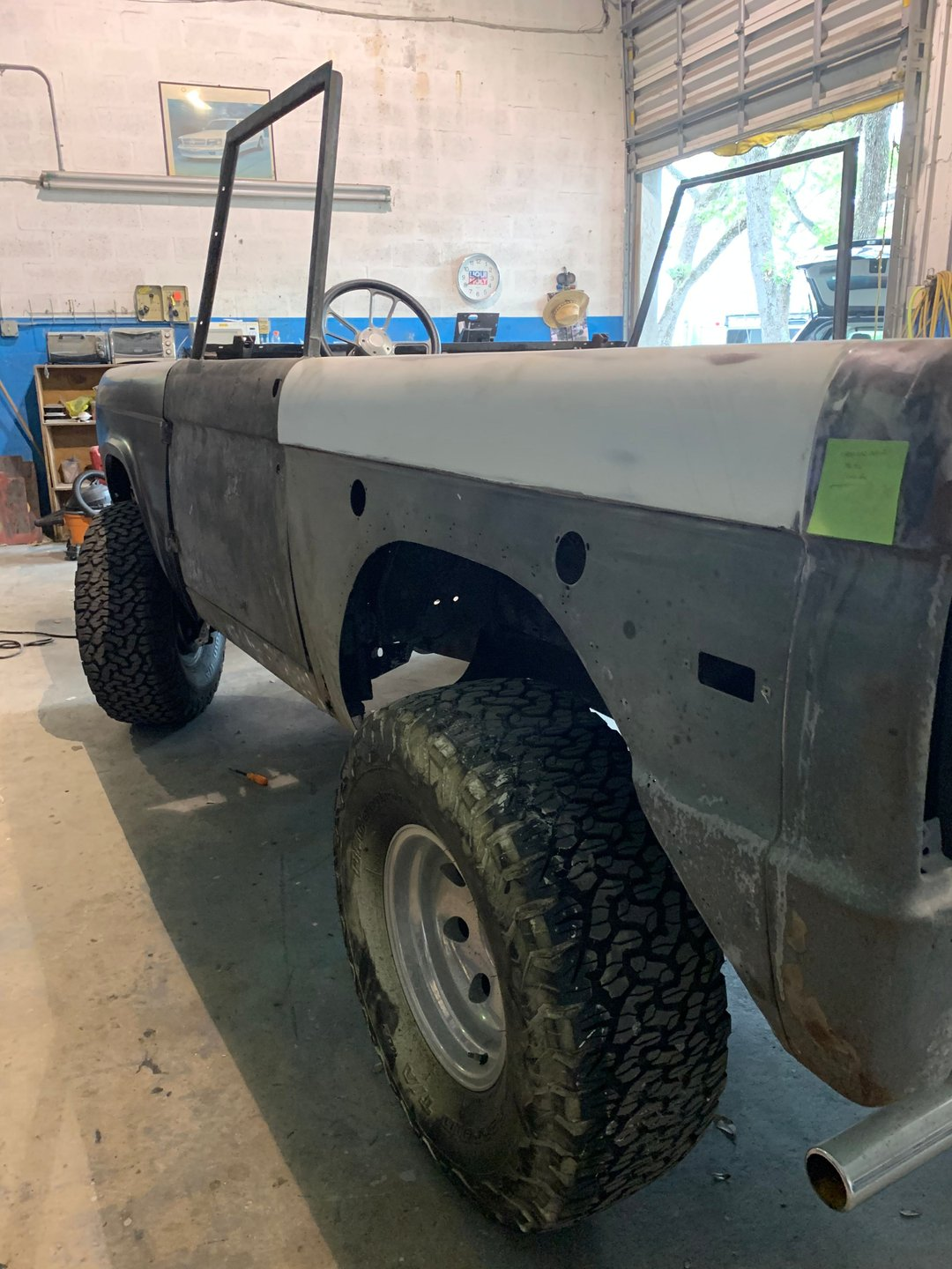 For Sale: 1974 Ford Bronco