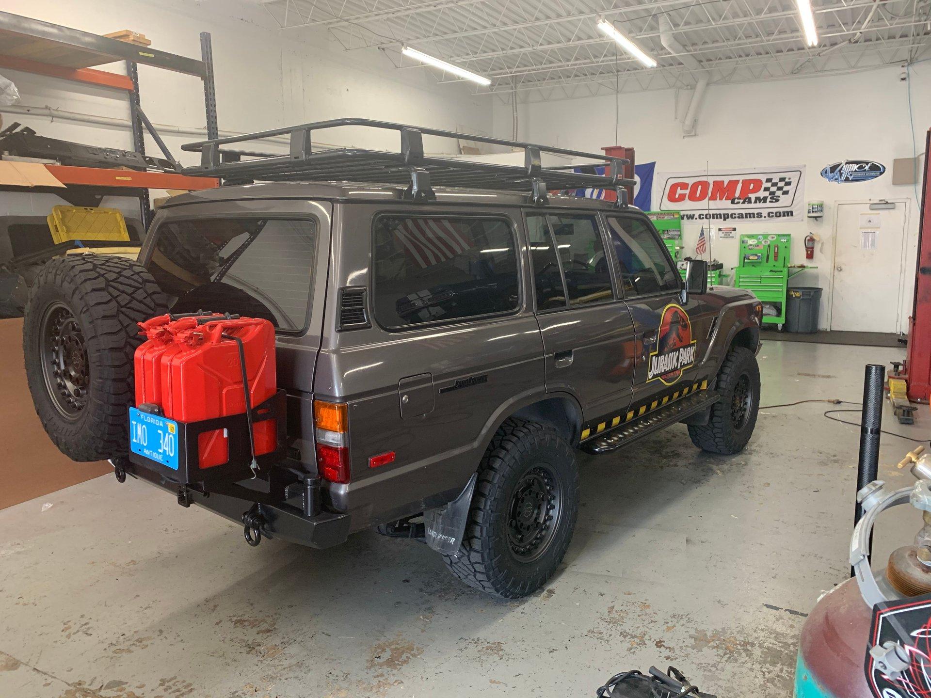 For Sale: 1989 Toyota FJ62