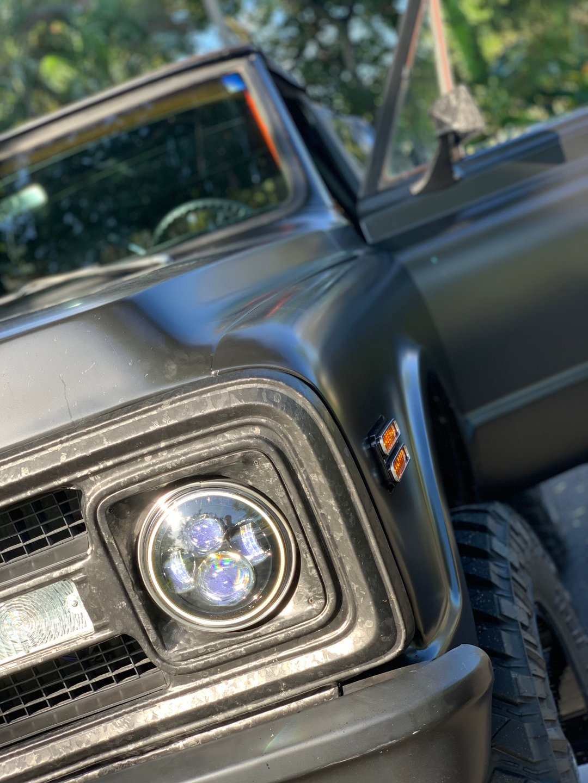 For Sale: 1972 Chevrolet Blazer