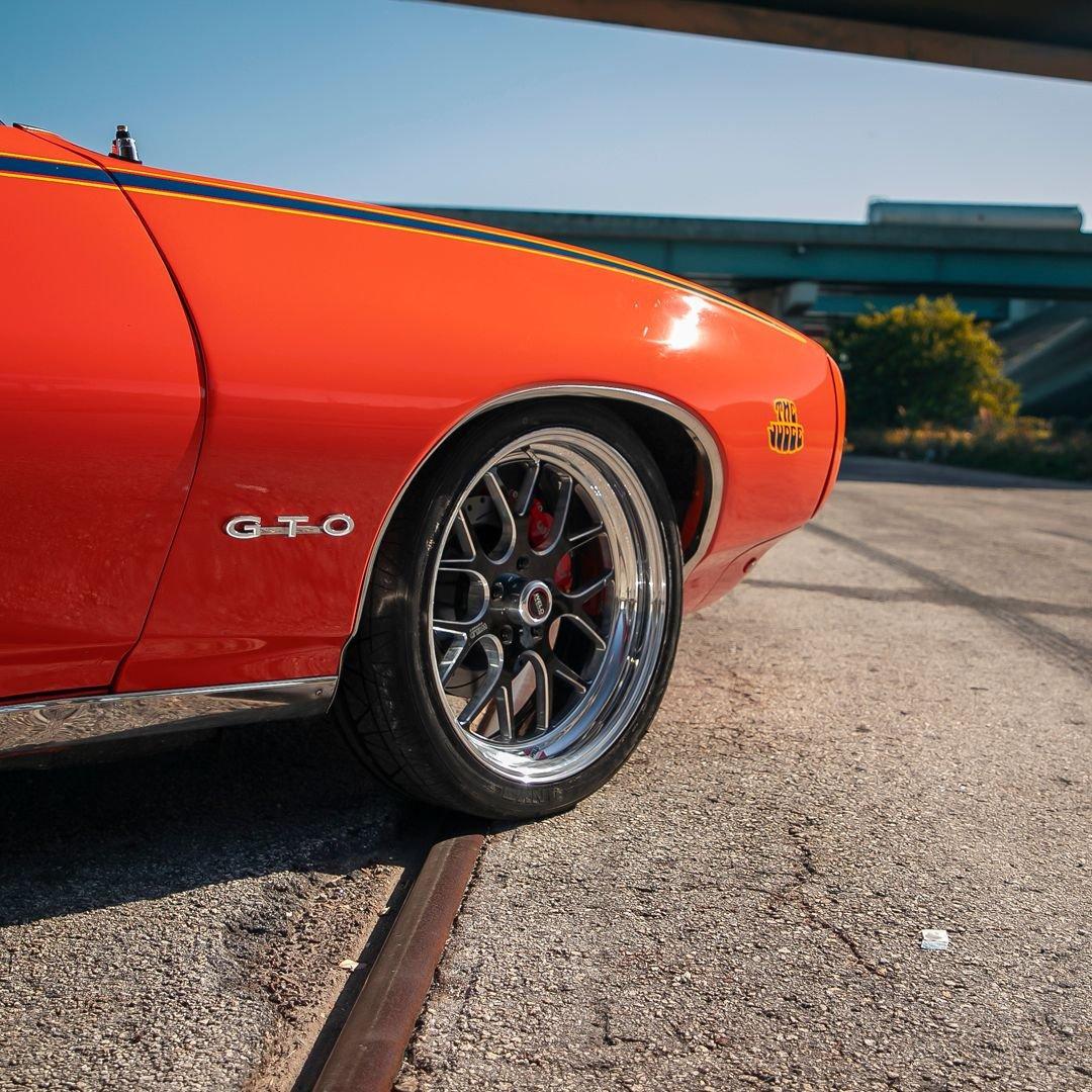 For Sale: 1969 Pontiac GTO