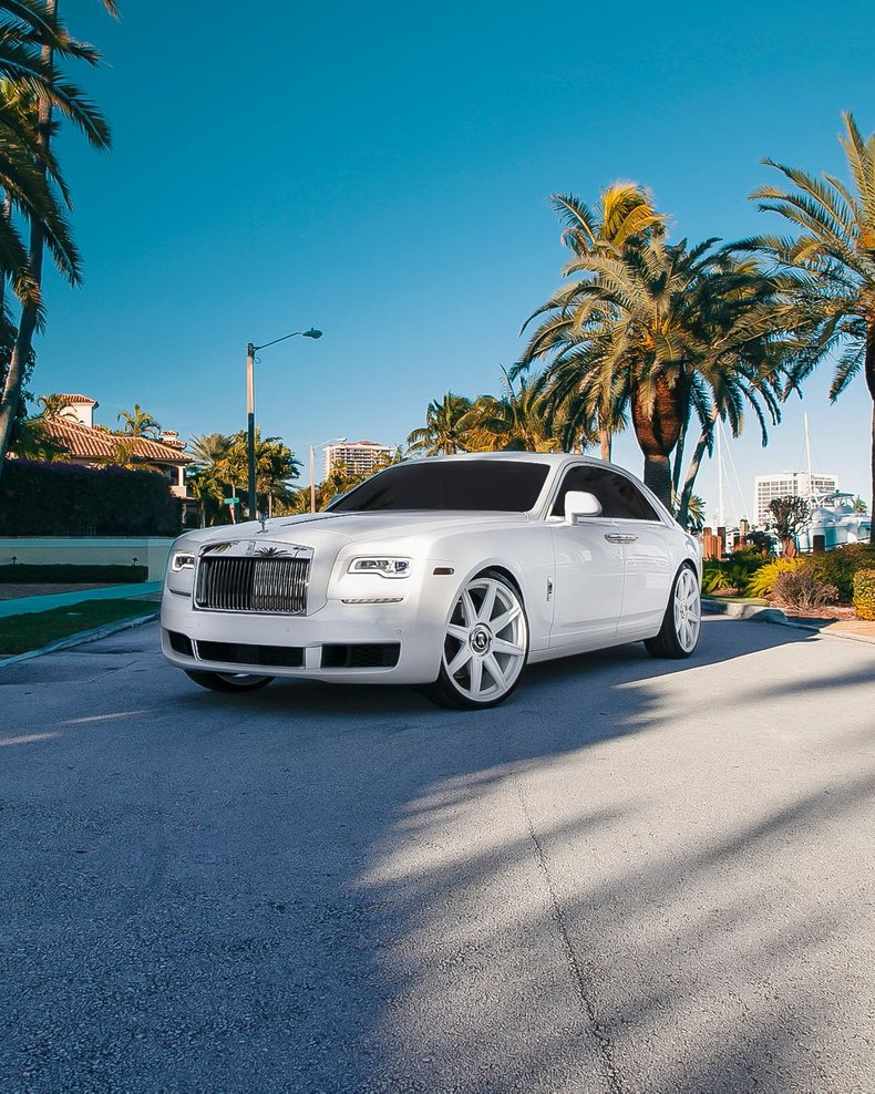For Sale: 2018 Rolls-Royce Ghost