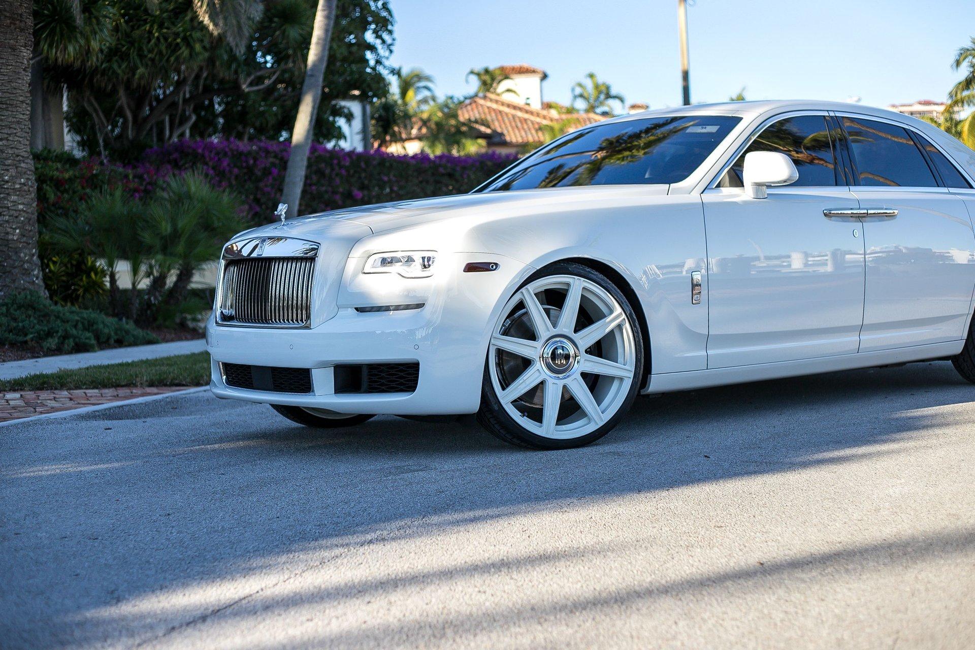 For Sale: 2018 Rolls-Royce Ghost