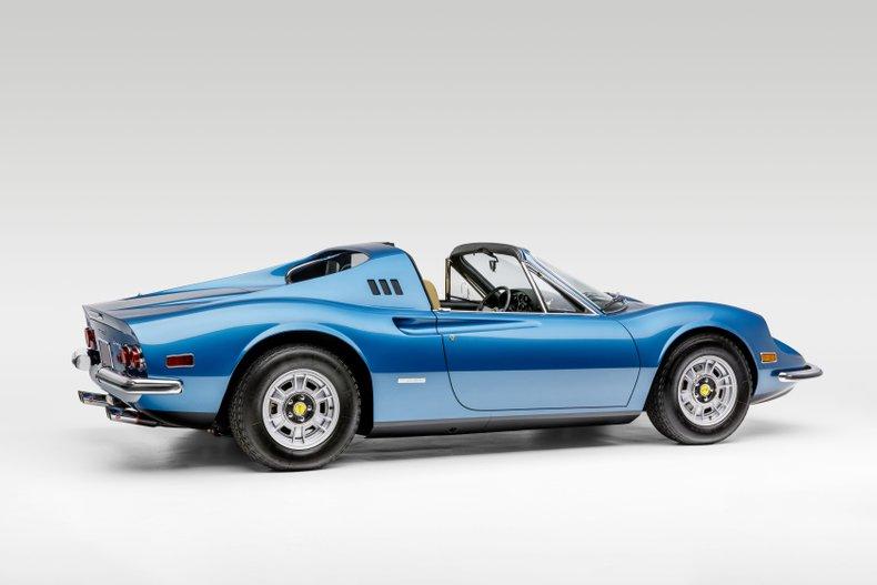 1974 Ferrari 246 GTS