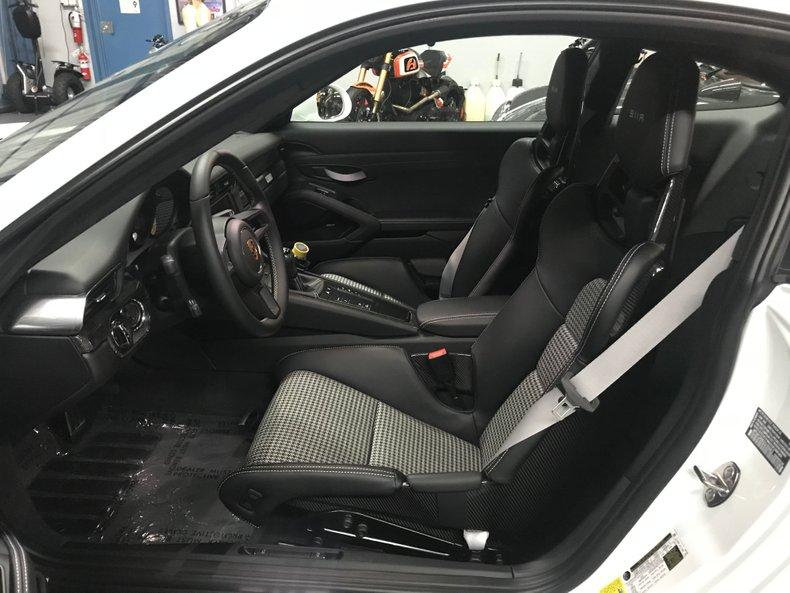 2016 Porsche 911 R