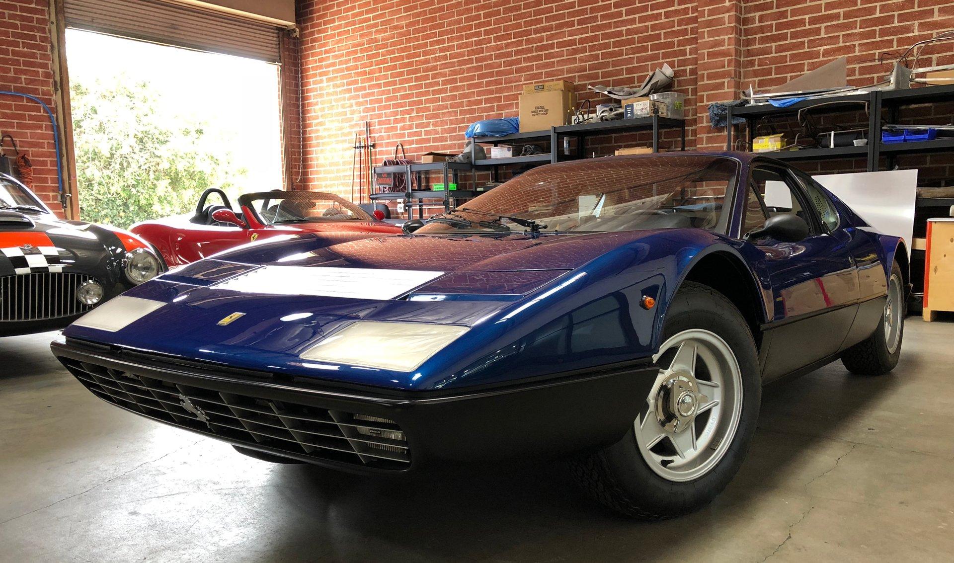 1974 Ferrari 365bb