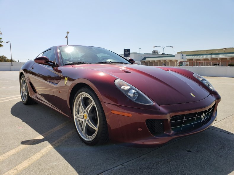2007 Ferrari 599