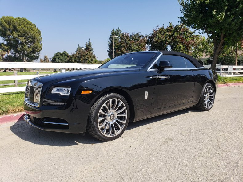 2018 Rols-Royce Dawn