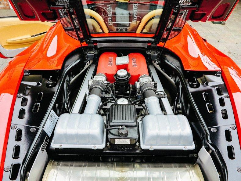 2004 Ferrari 360 Spyder