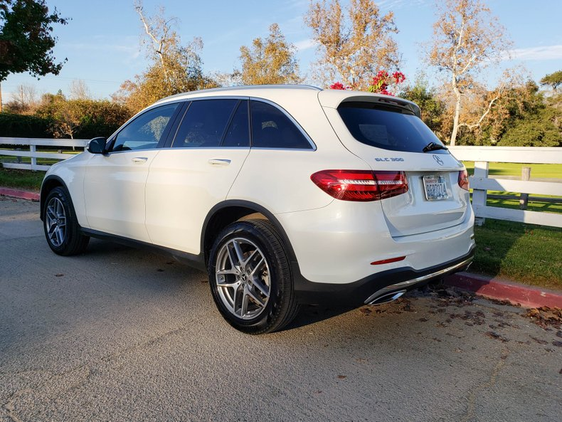 2017 Mercedes-Benz GLC 300