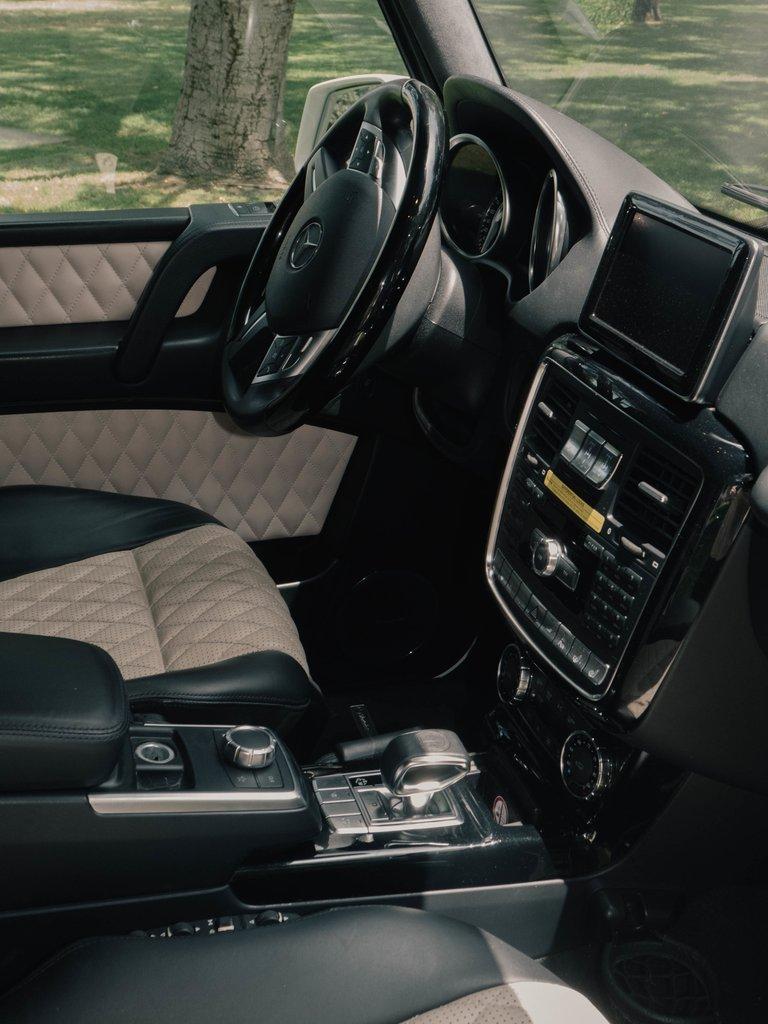 2013 Mercedes-Benz G63 AMG