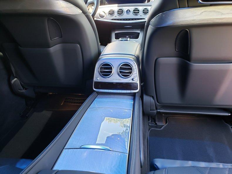 2016 Mercedes-Benz S600