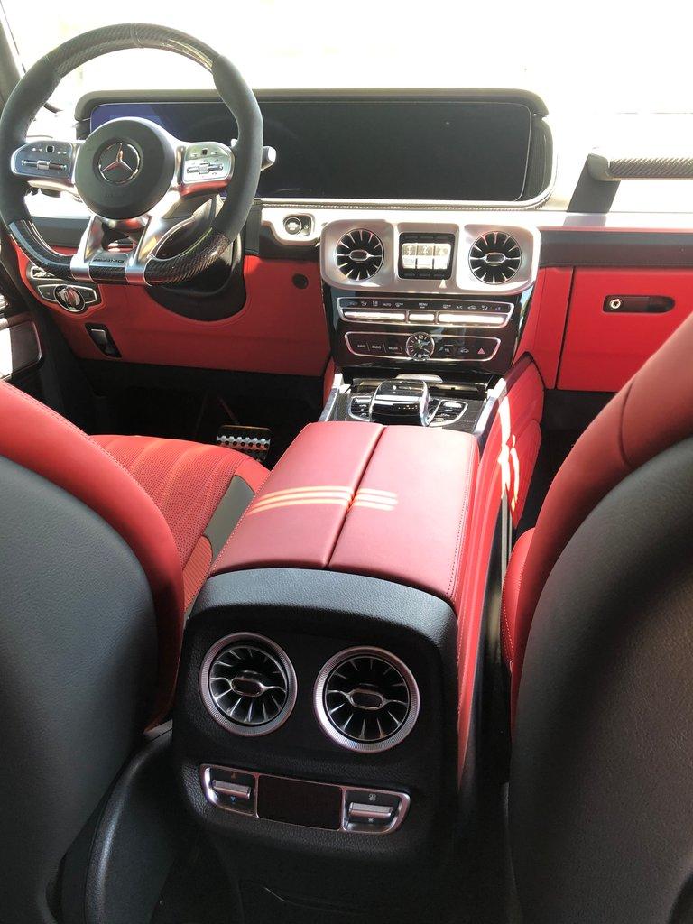 2019 Mercedes-Benz G63 AMG