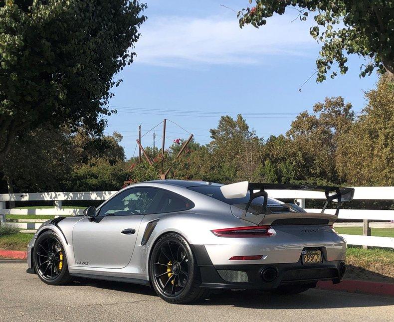 2018 Porsche GT2 RS