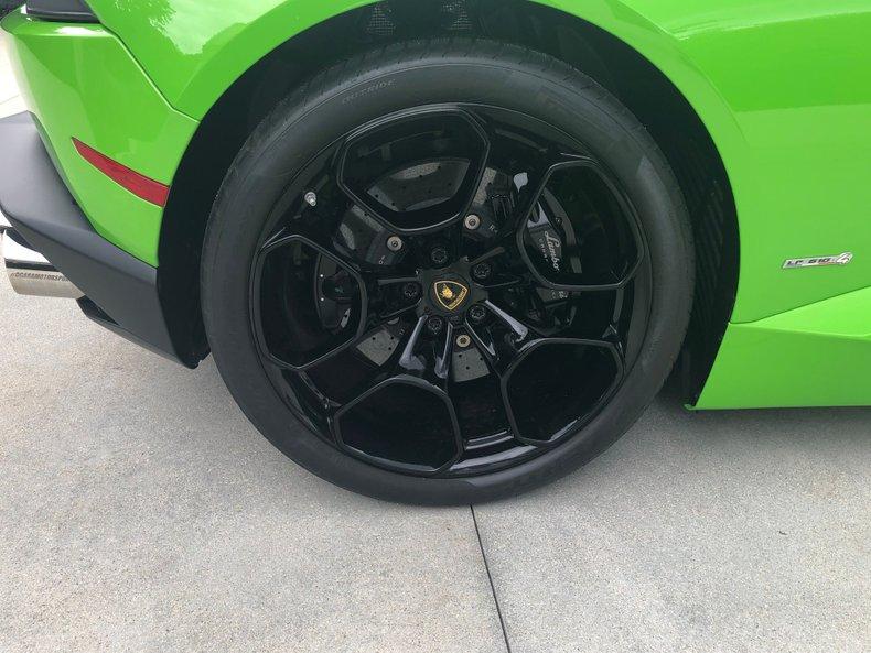 2015 Lamborghini Huracan LP 610 - 4
