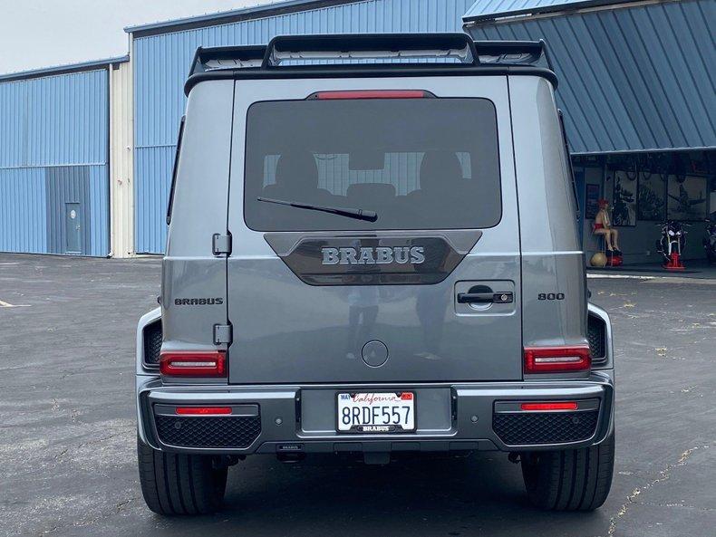 2020 Mercedes-Benz G 800 Brabus