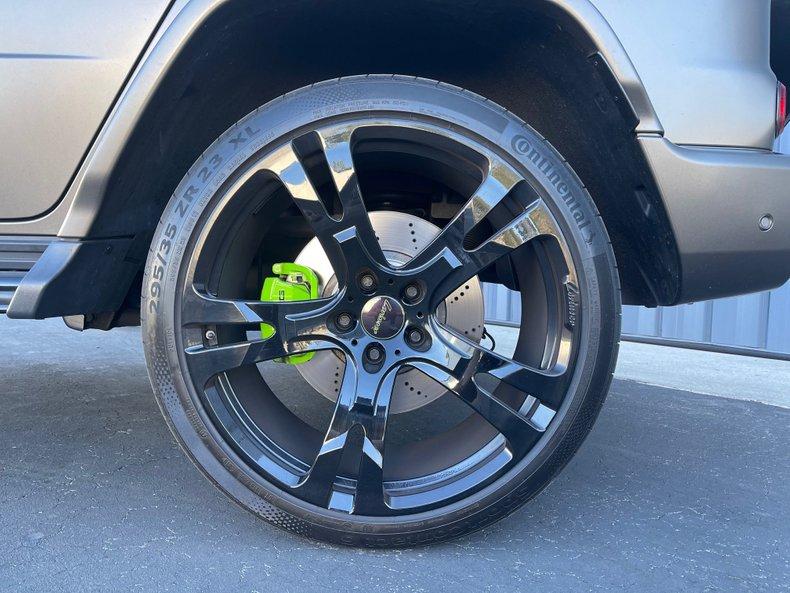 2020 Mercedes-Benz G63 AMG