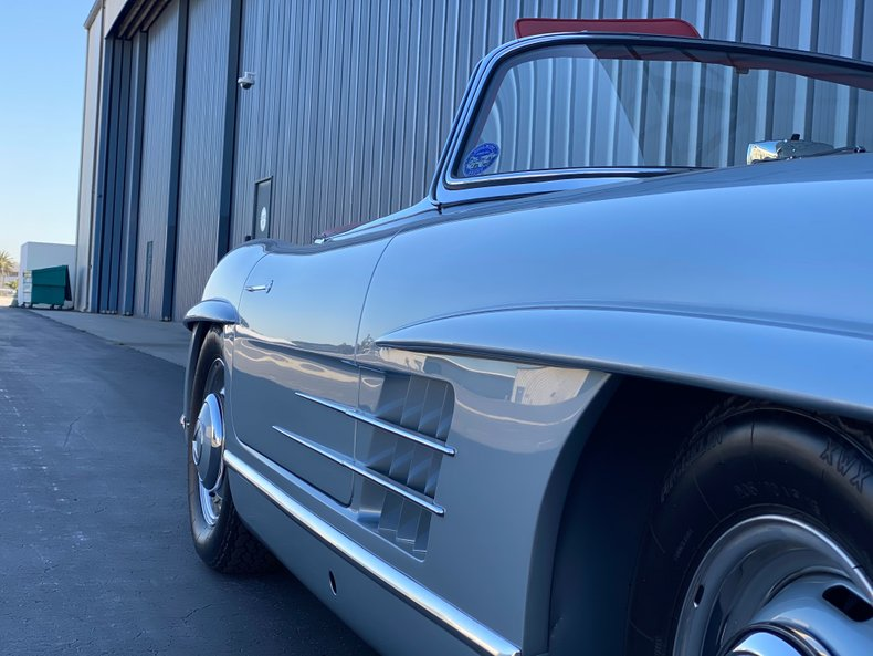 1962 Mercedes-Benz 300 SL