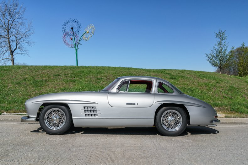 1955 Mercedes-Benz Gullwing 300SL Replica