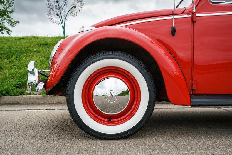 1964 Volkswagen Beetle
