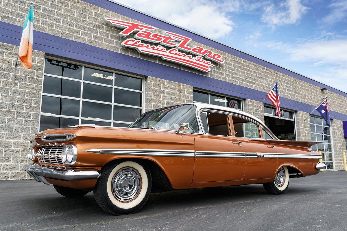 Kekurangan Impala 1959 Harga